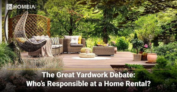 The Great Yardwork Debate: Who's Responsible at a Home Rental?