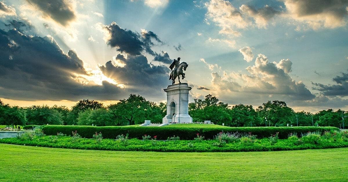 Neighborhoods range from historic to quaint to trendyin Houston, Texas