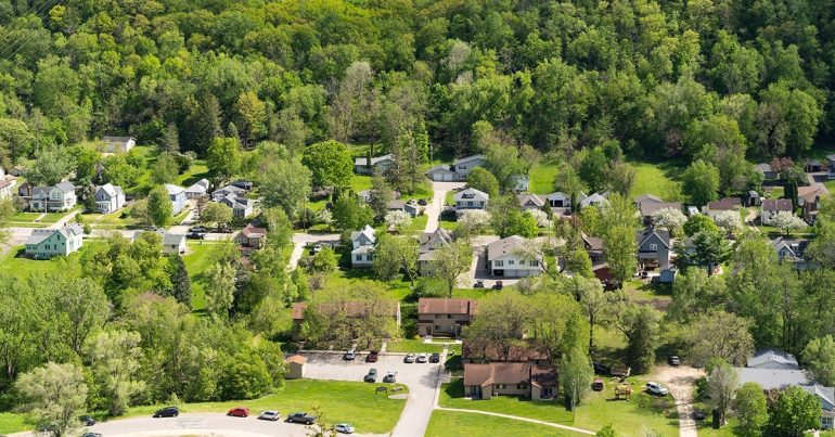 Plentiful neighborhood choices