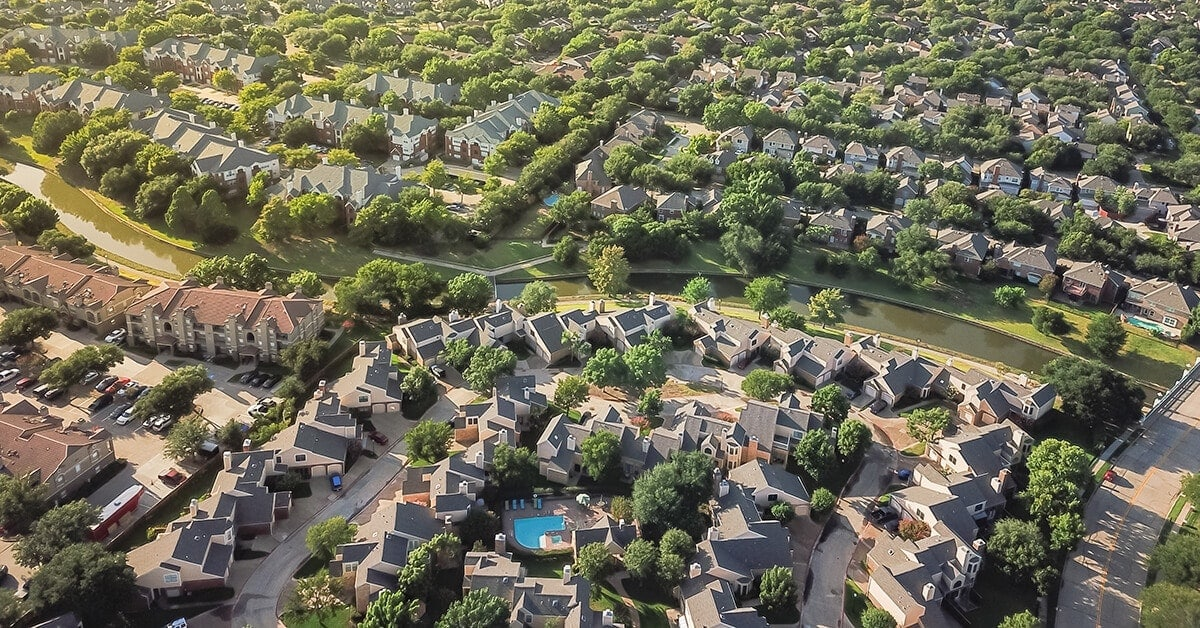 Home values keep rising (as of 2019), increasing property value in Dallas, TX
