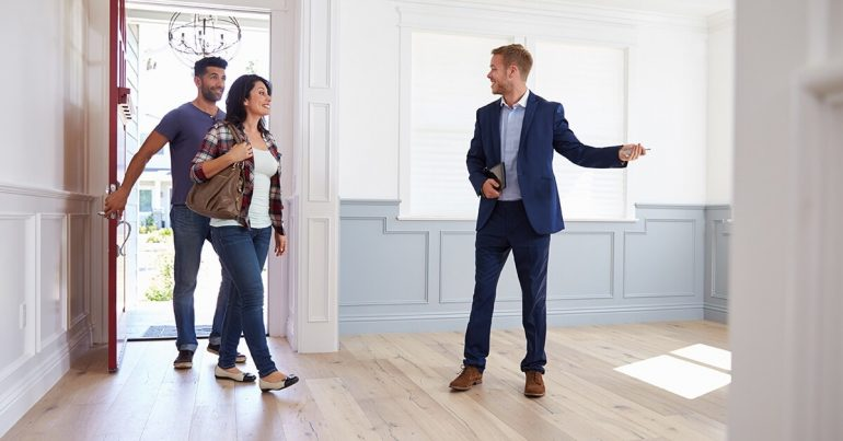 Experienced local real estate agents can show you the ropes