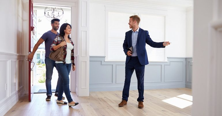 The right real estate agent is your key to happy house hunting