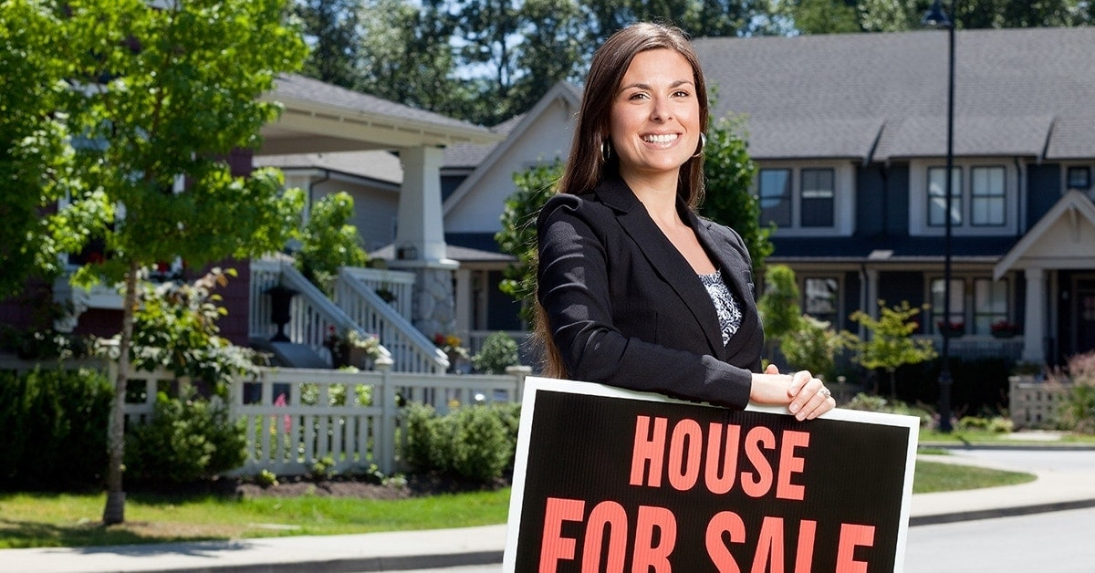 Work with a trusted real estate professional