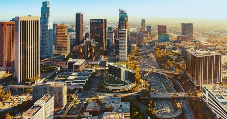City services enhance L.A. standard of living