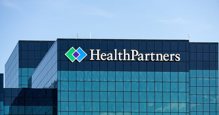 An array of healthcare services