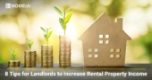 8 Tips for Landlords to Increase Rental Property Income