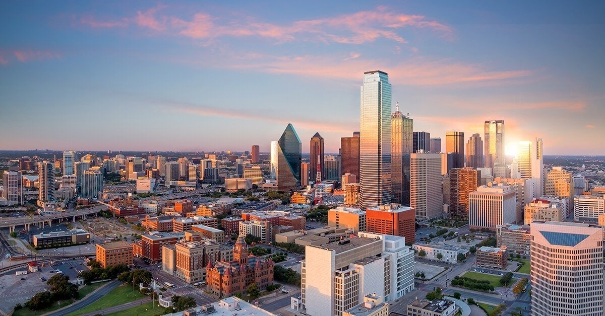 City's positives outweigh drawbacks in Dallas, TX