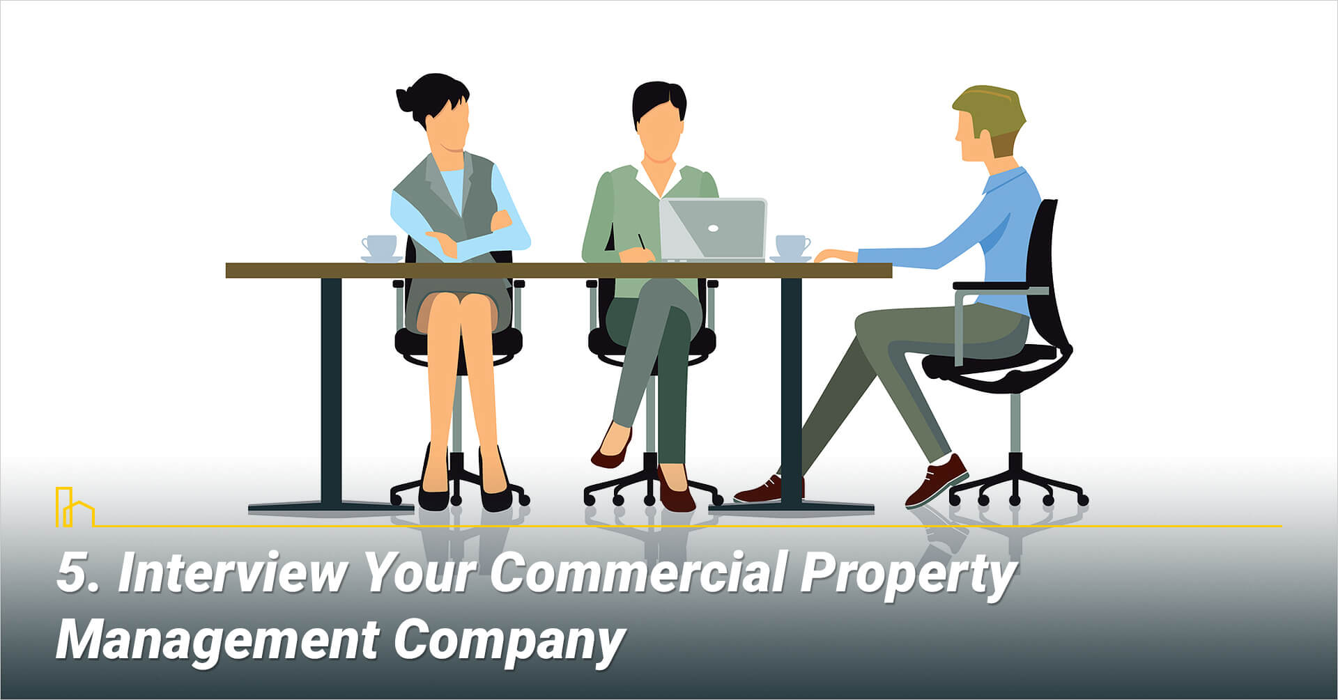 Interview Your Commercial Property Management Company, get one on one with the company