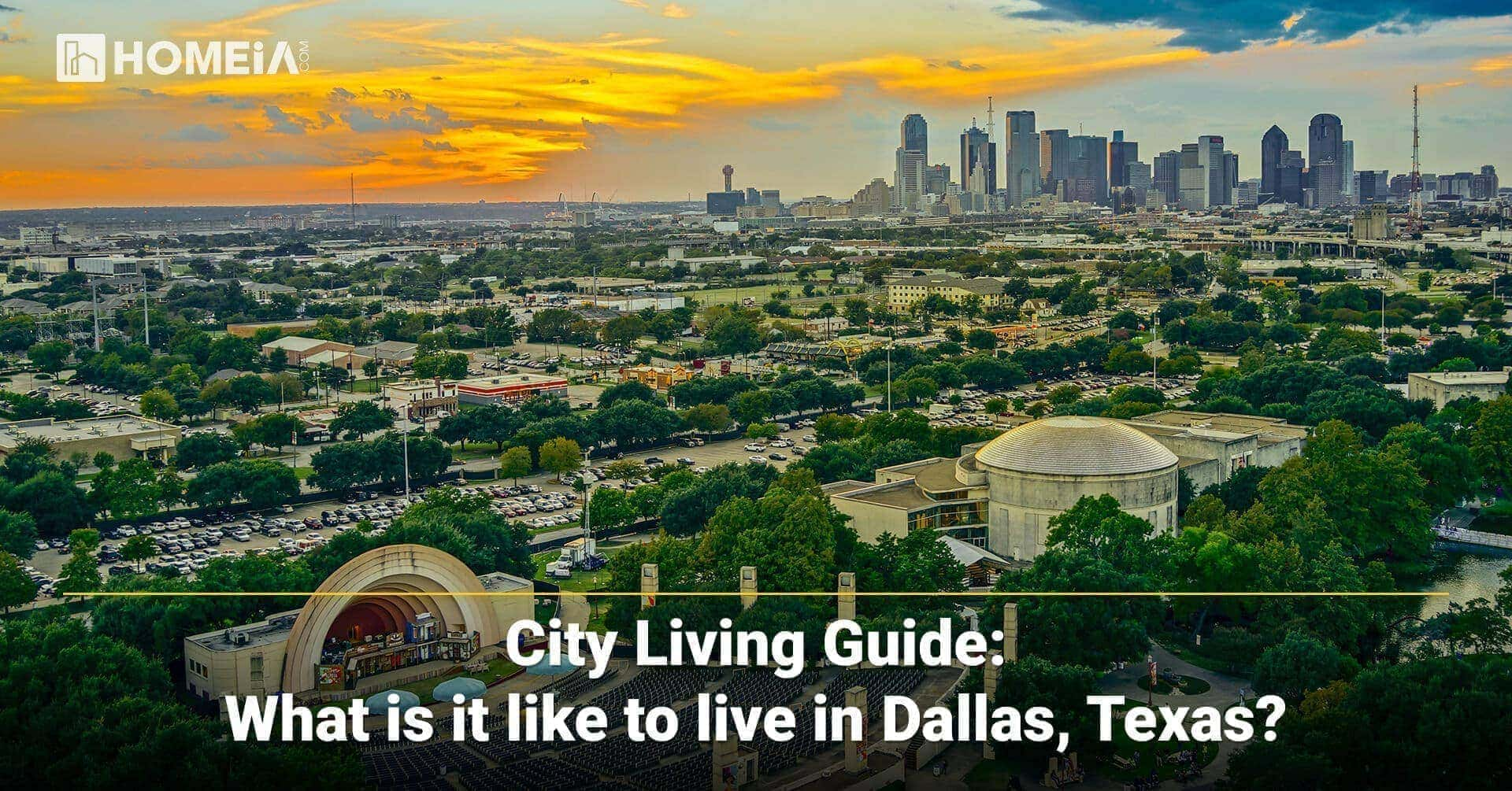 City Living Guide: What is it like to live in Dallas, Texas?