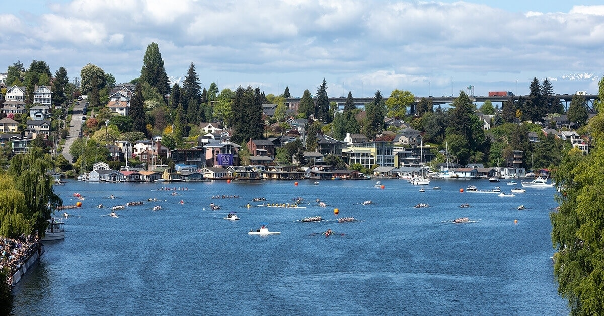 Diverse population equals variety in attractions and activities in Seattle, Washington