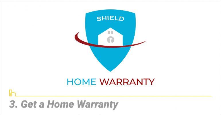 Get a Home Warranty
