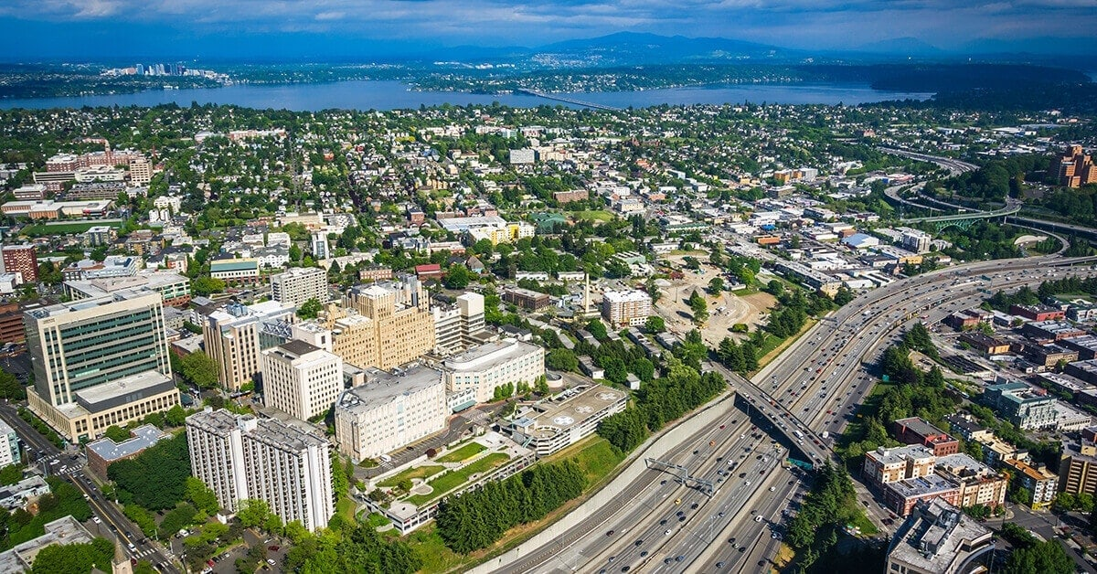 Job market and local economy going strong in Seattle, Washington