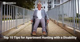 Top 10 Tips for Apartment Hunting with a Disability
