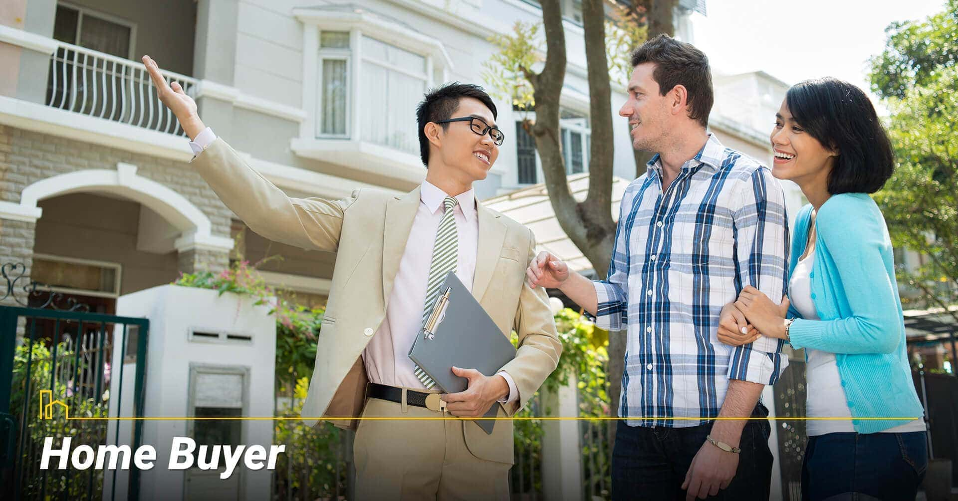 Home Buyer, precious memories of your home
