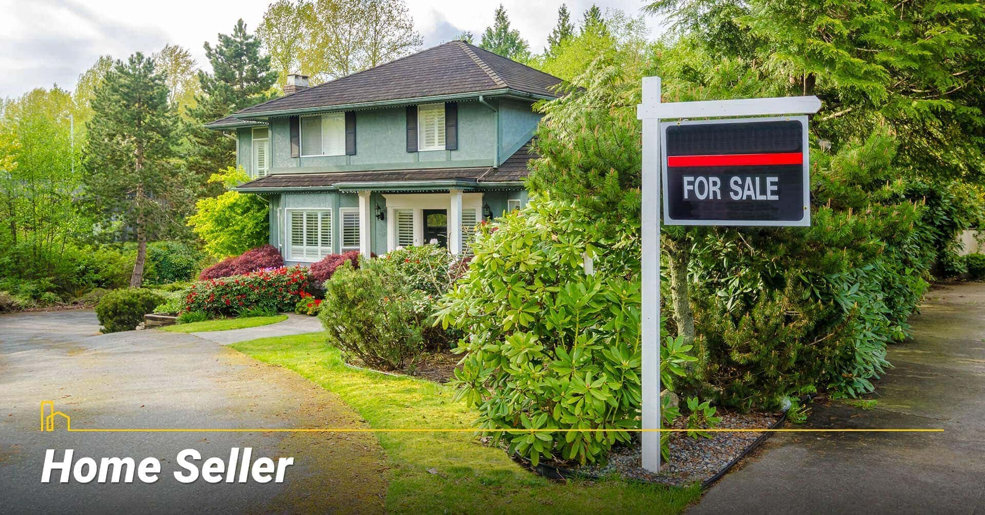 Home Seller, emotions associated with selling your home