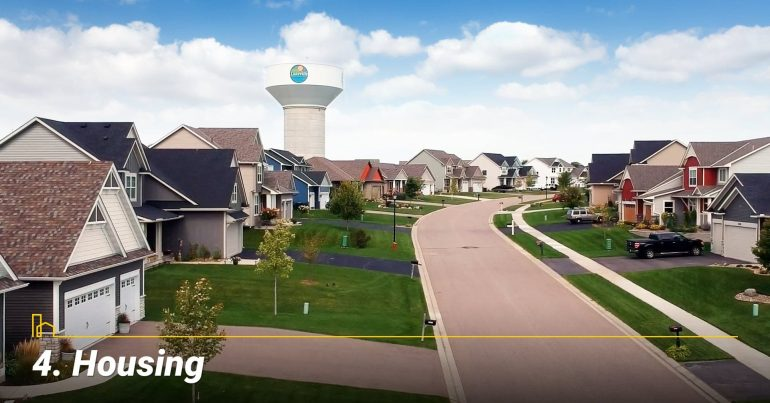Lakeville: Best Minnesota City for Buying a House and Raising a Family