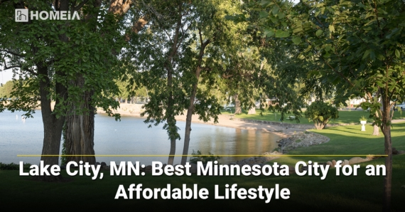 Lake City, MN: Best Minnesota City for an Affordable Lifestyle