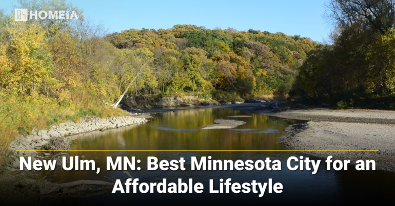 New Ulm, MN-Best Minnesota City for an Affordable Lifestyle