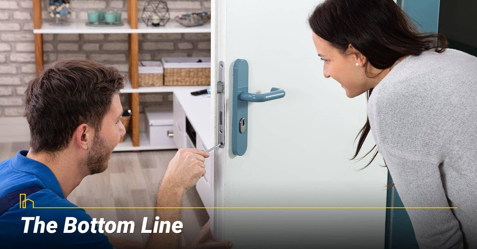 The Bottom Line, keep a locksmith in your contact list