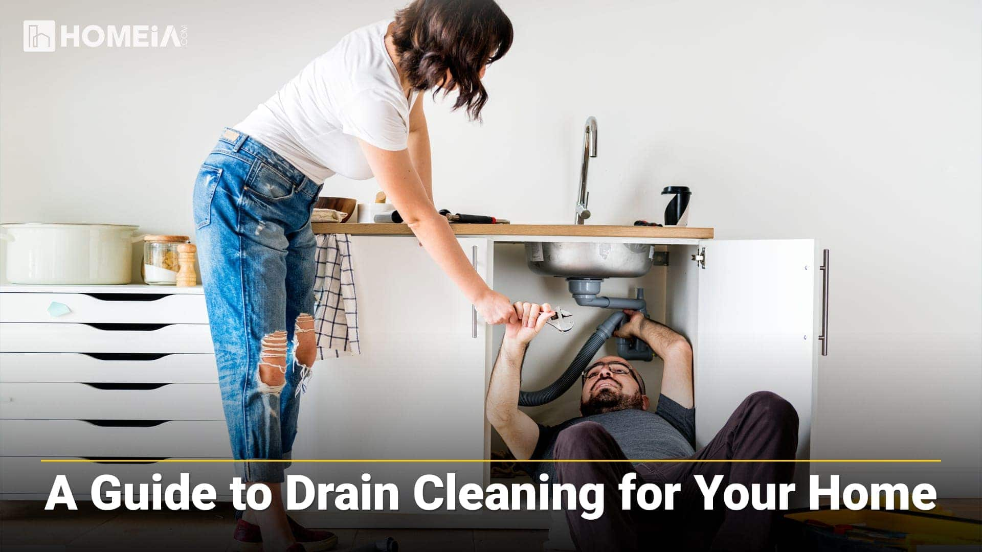 A Guide to Drain Cleaning for Your Home