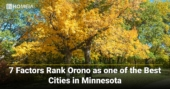 7 Factors Rank Orono as one of the Best Cities in Minnesota