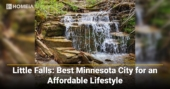 Little Falls-Best Minnesota City for an Affordable Lifestyle