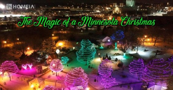 The Magic of a Minnesota Christmas