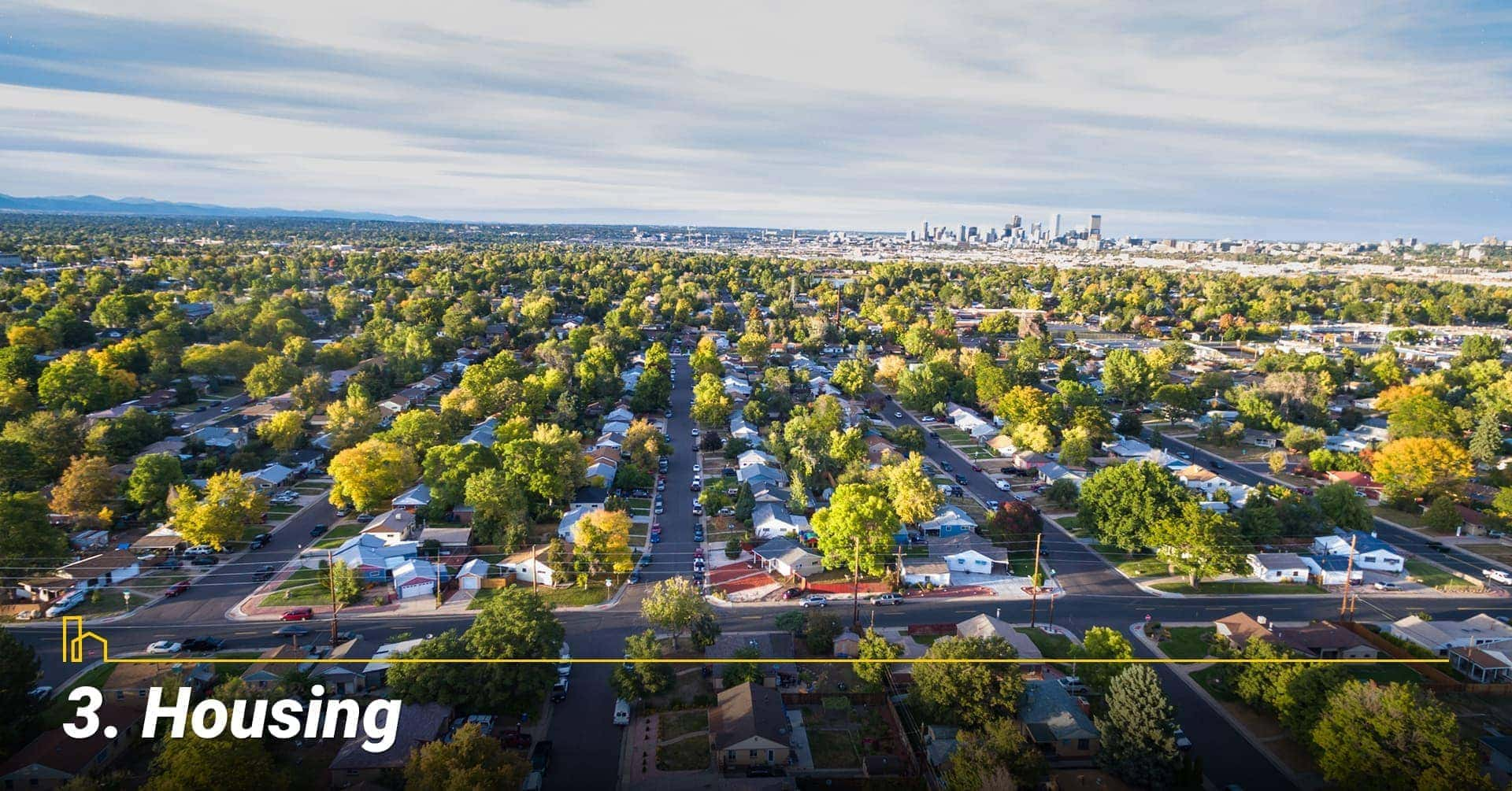 Housing in Denver, Colorado