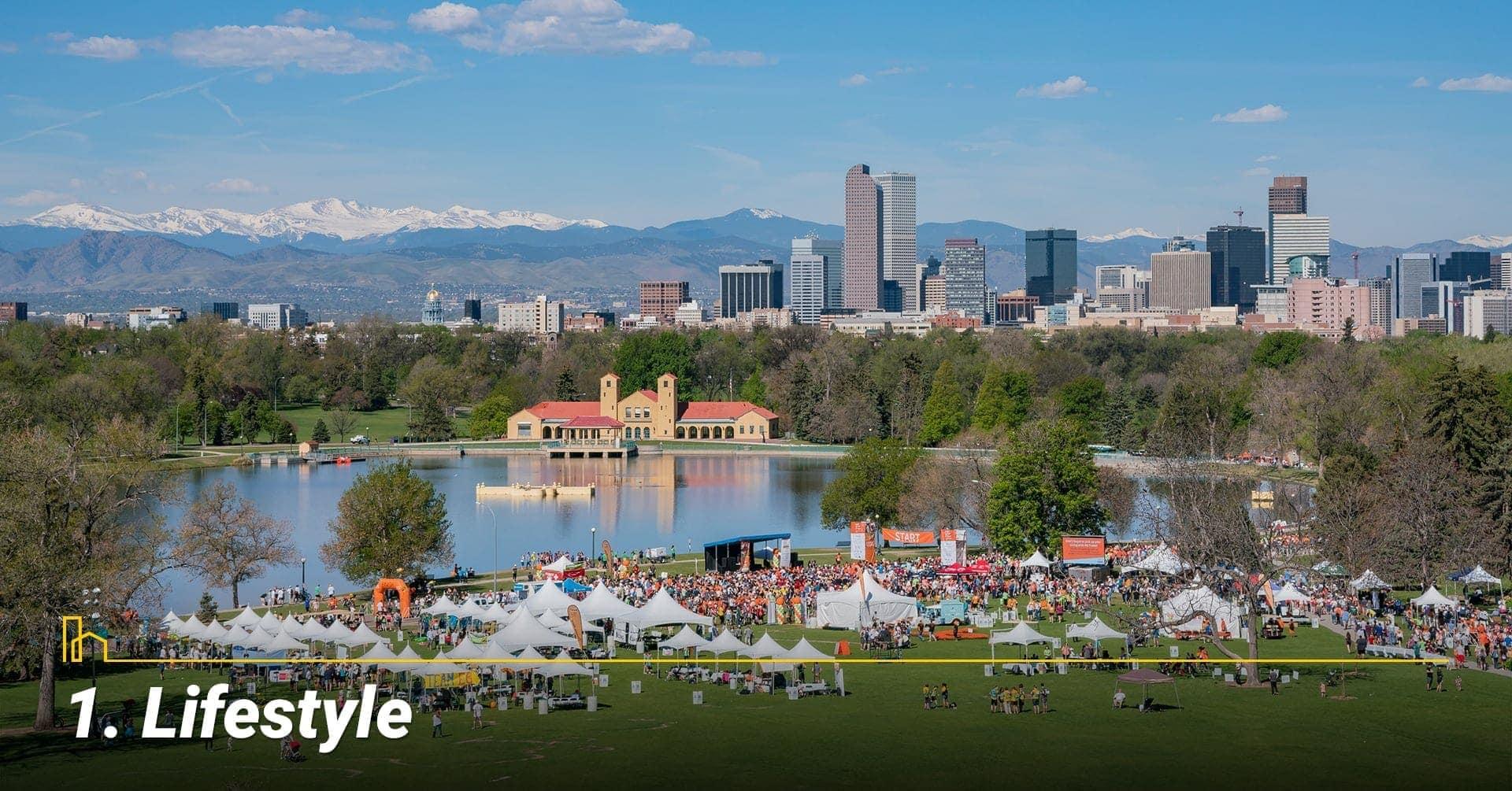 Lifestyle in Denver, Colorado