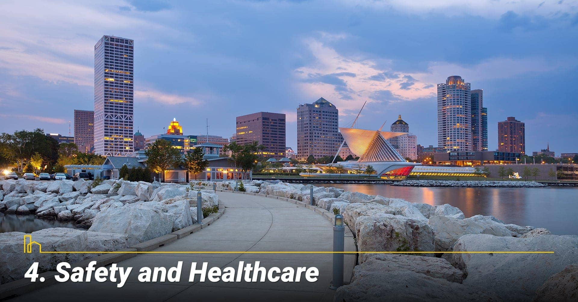 Safety & Health Care in Milwaukee, WI