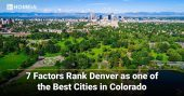 What is it Like to Live in Denver, Colorado