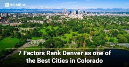 What is it Like to Live in Denver, Colorado: 7 Key Factors