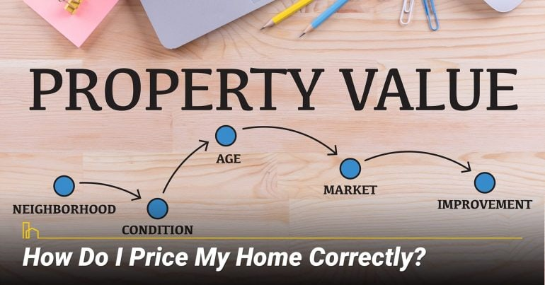 How Do I Price My Home Correctly?