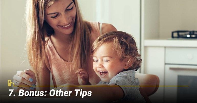 Bonus: Other Tips