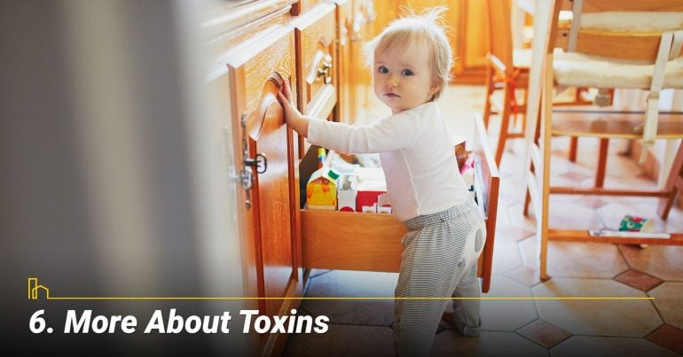 More About Toxins