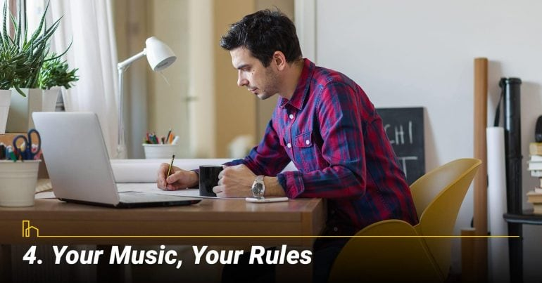 Your Music, Your Rules