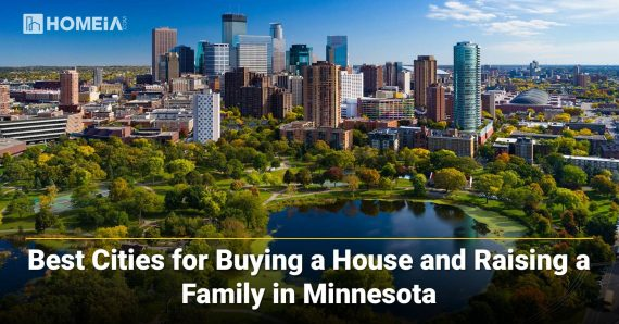 8 Best Cities for Buying a House and Raising a Family in Minnesota