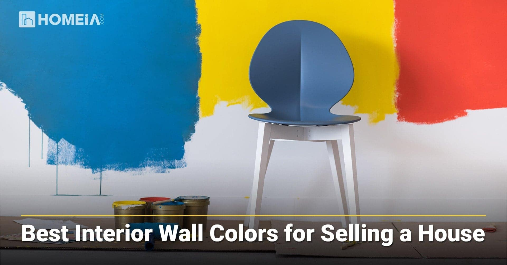 Best Interior Wall Colors for Selling a House