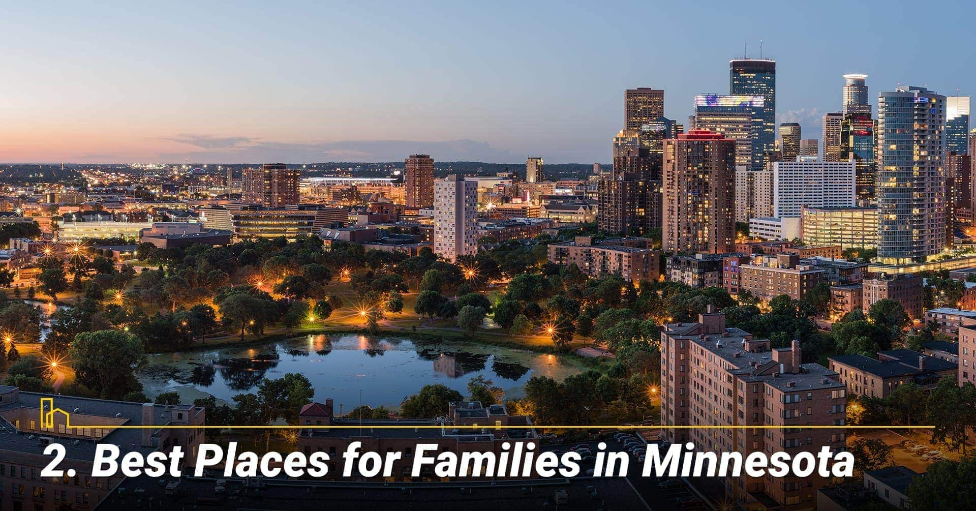 Best Places for Families in Minnesota