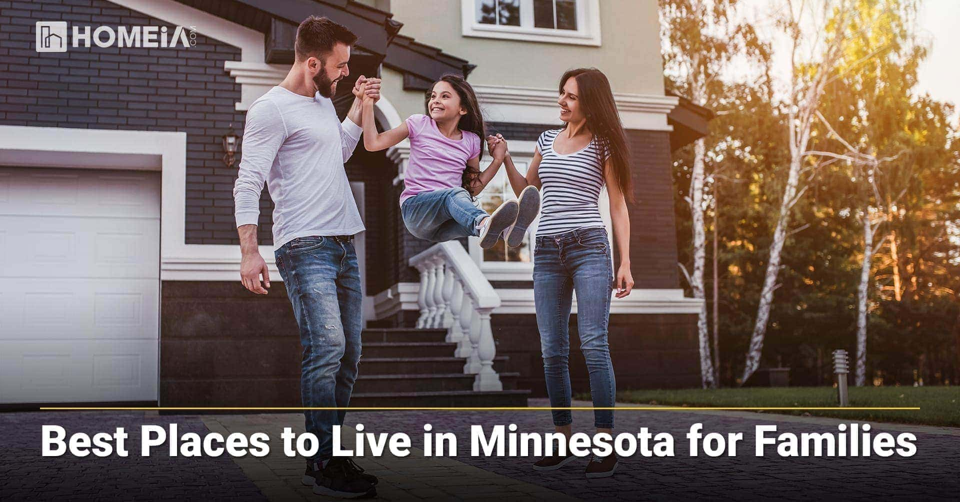 Best Places to Live in Minnesota for Families