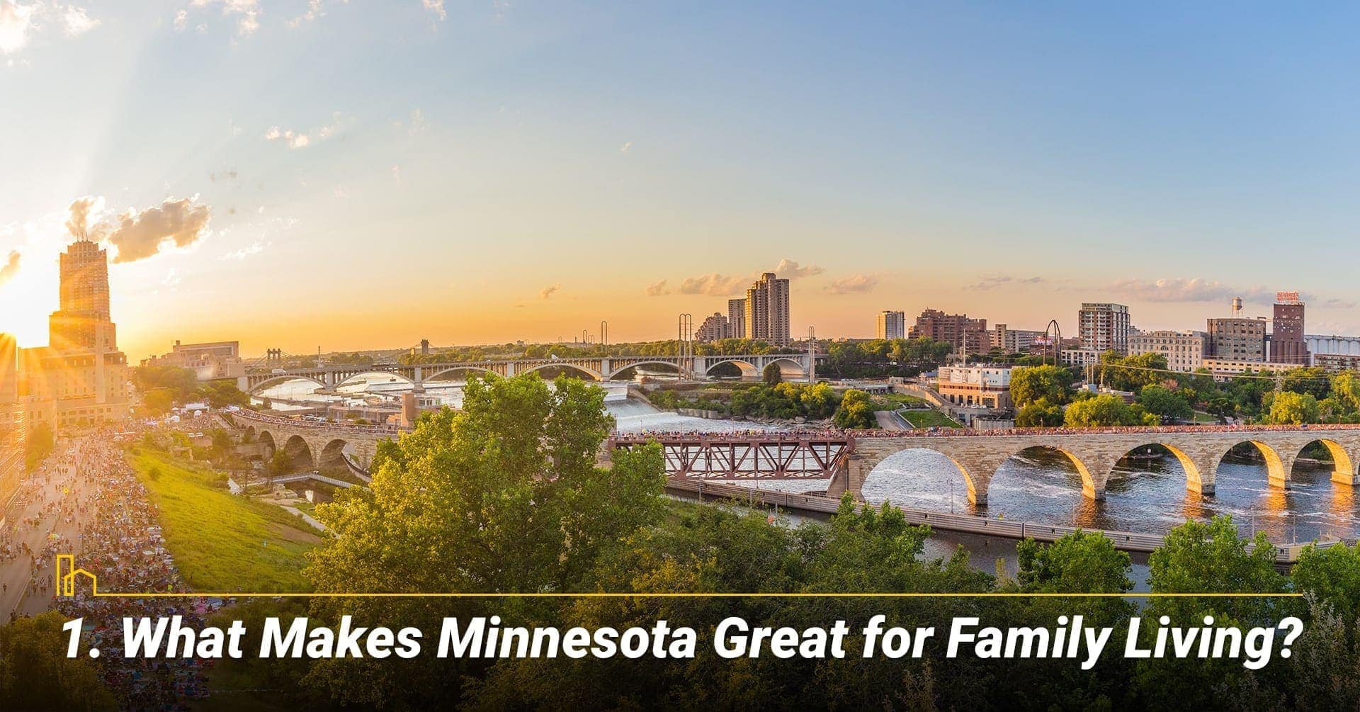 What Makes Minnesota Great for Family Living?