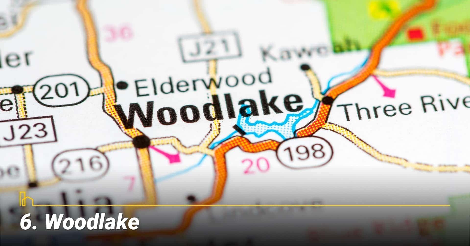 Woodlake, California