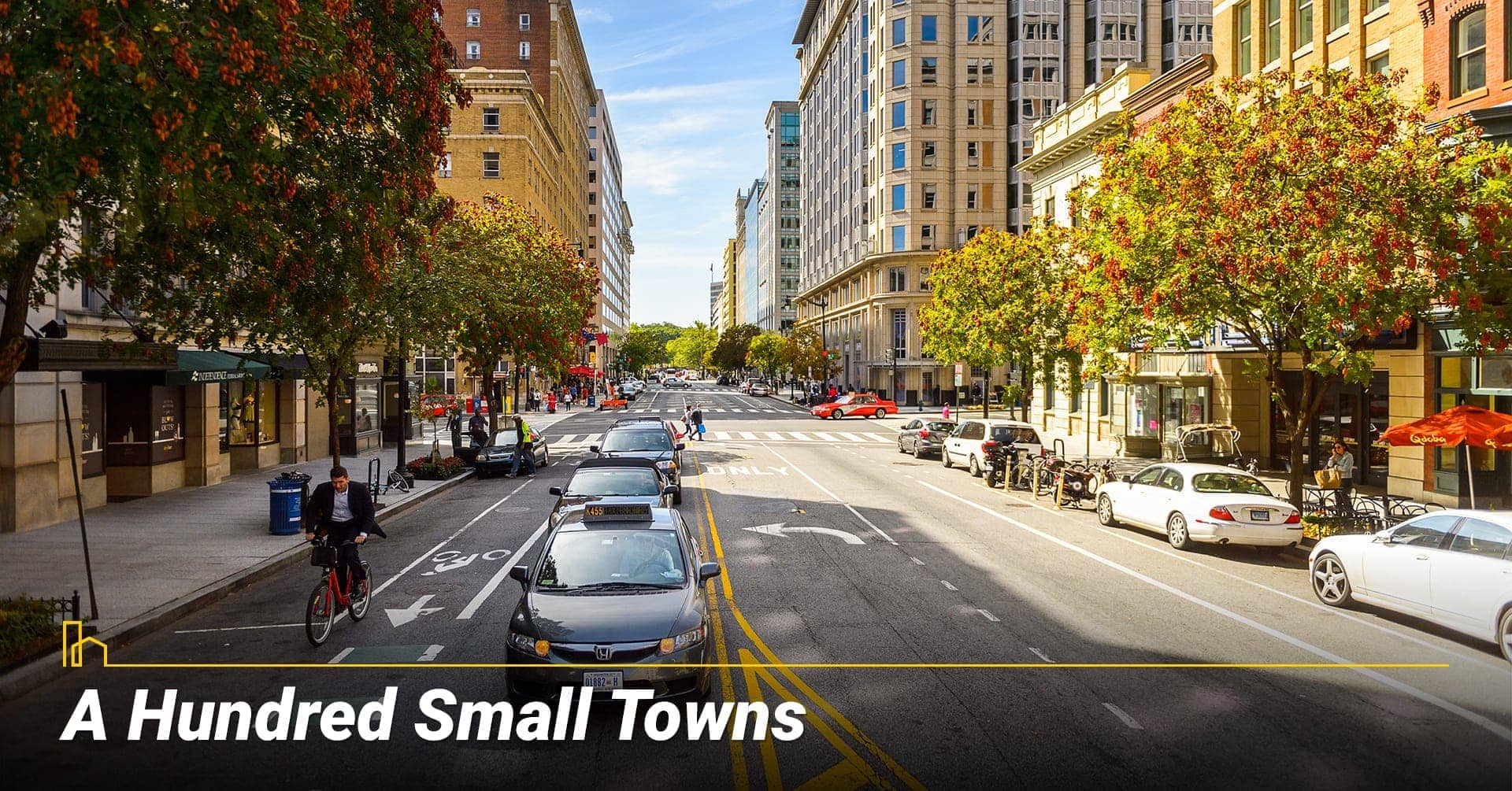 A Hundred Small Towns in Washington, DC