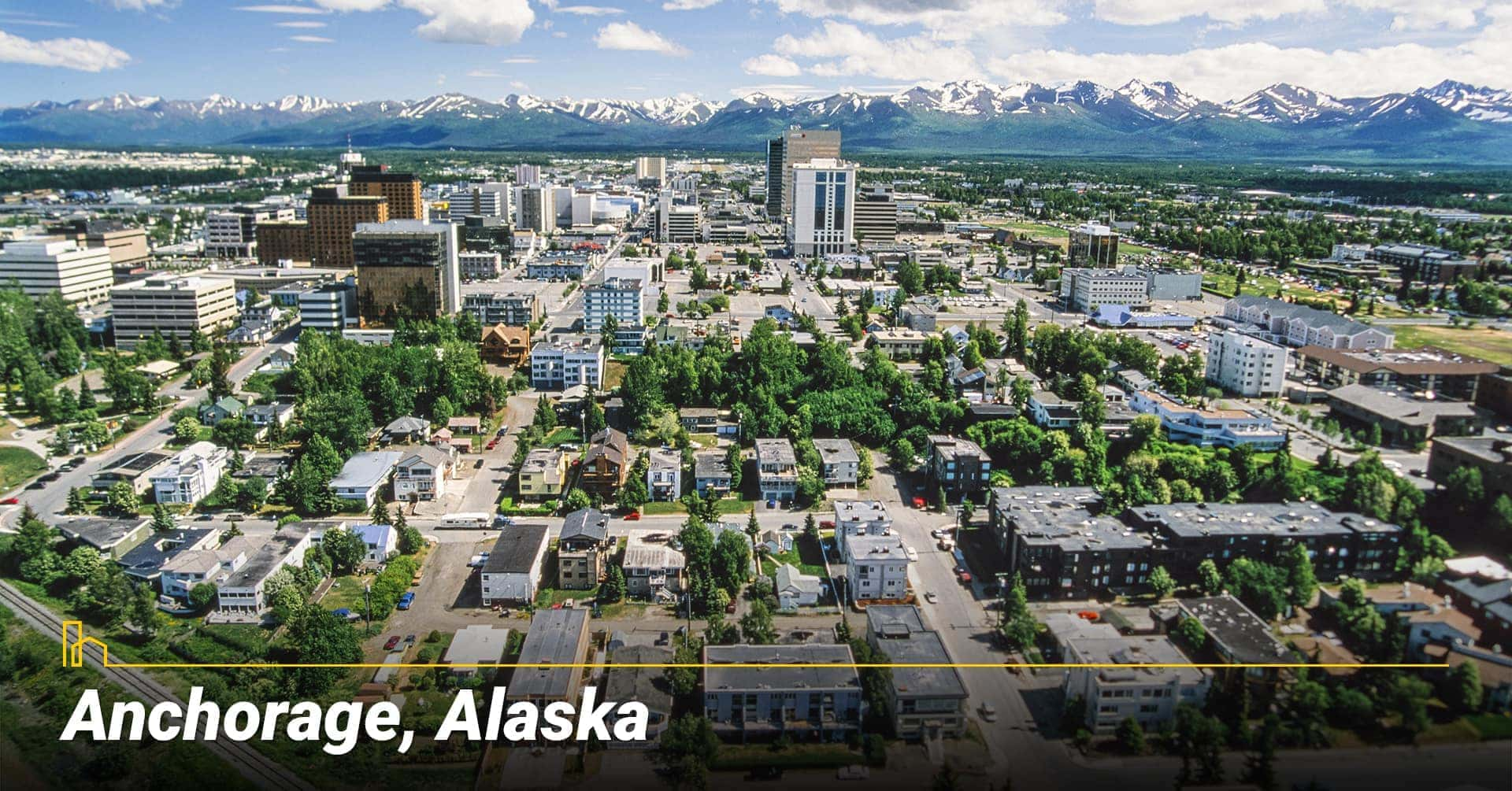 Anchorage, Alaska an affordable city to retire