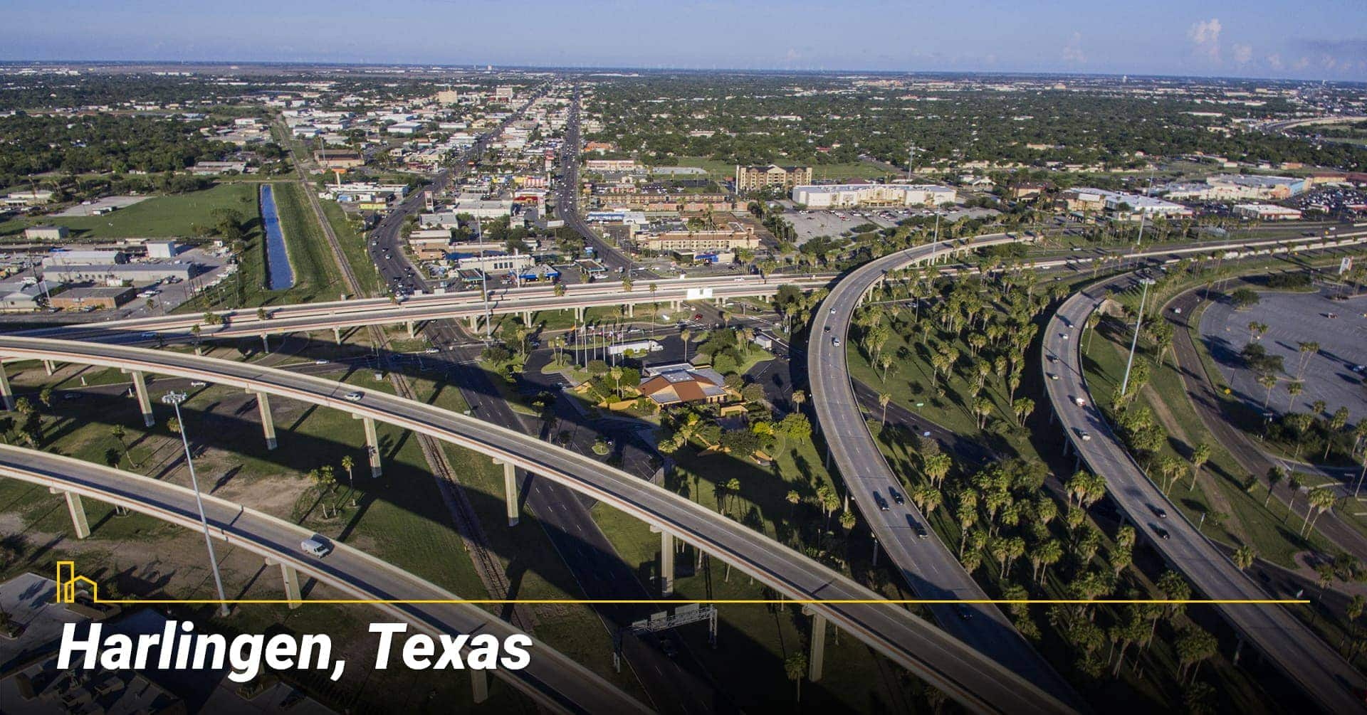 Harlingen, Texas an affordable city to retire