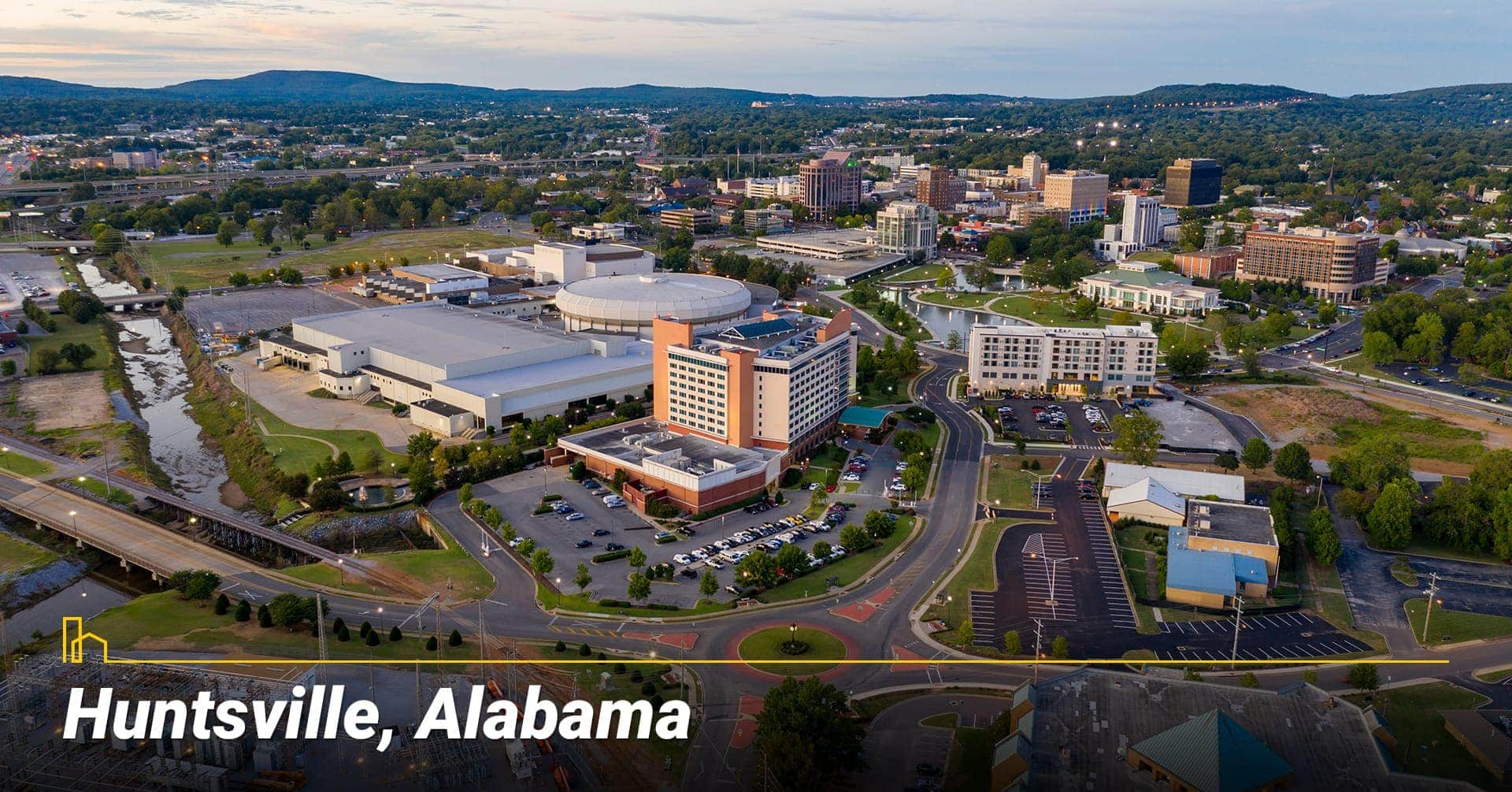 Huntsville, Alabama an affordable city to retire