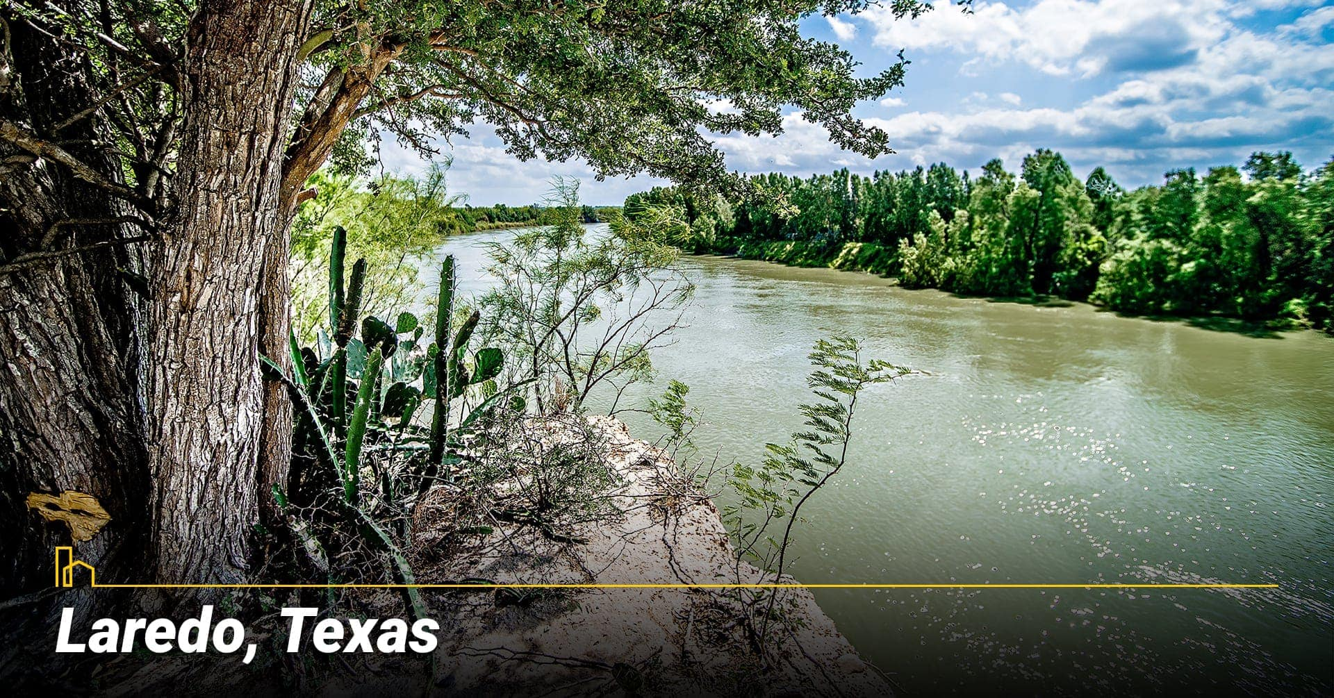 Laredo, Texas an affordable city to retire