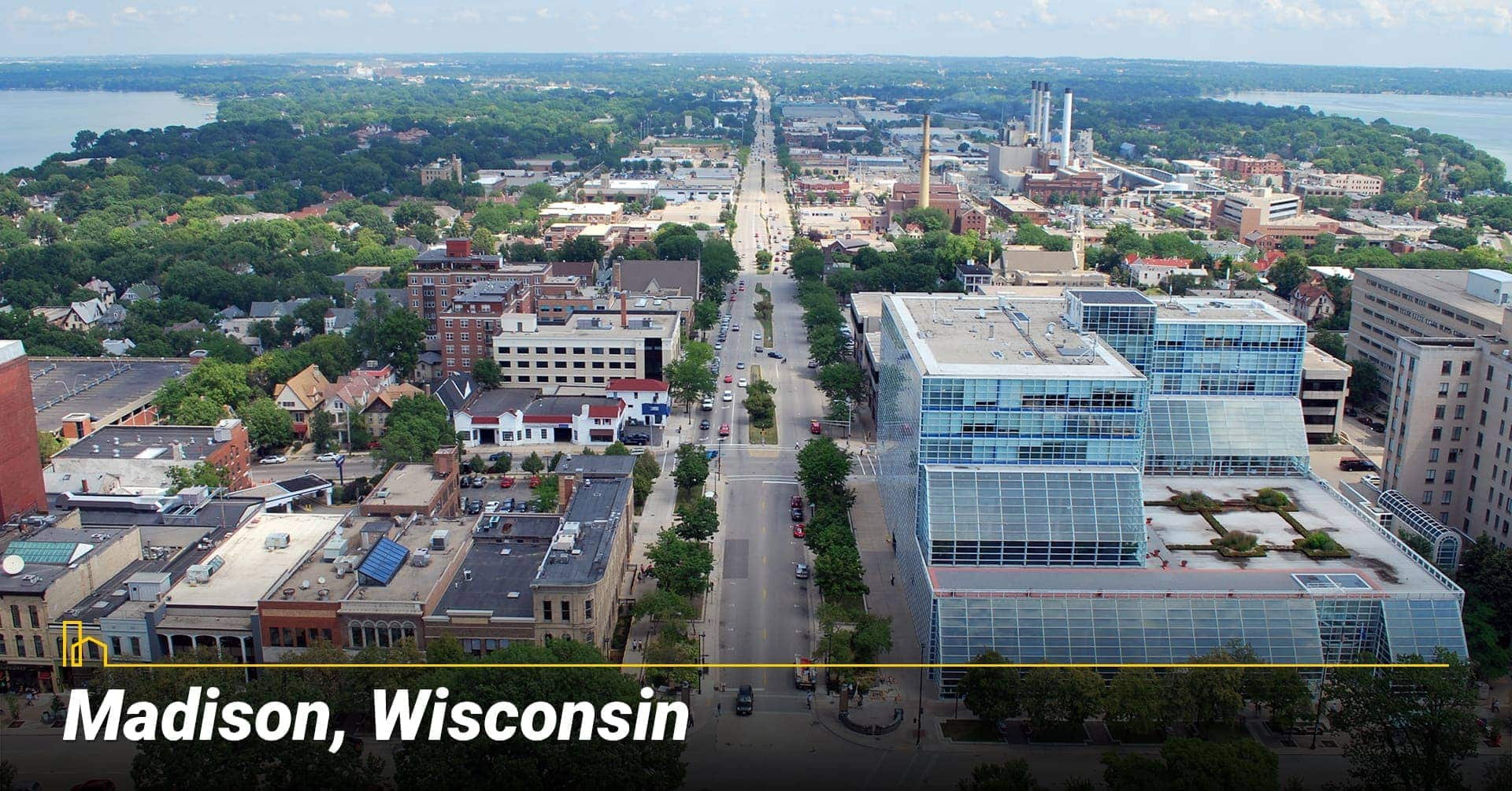 Madison, Wisconsin an affordable city to retire
