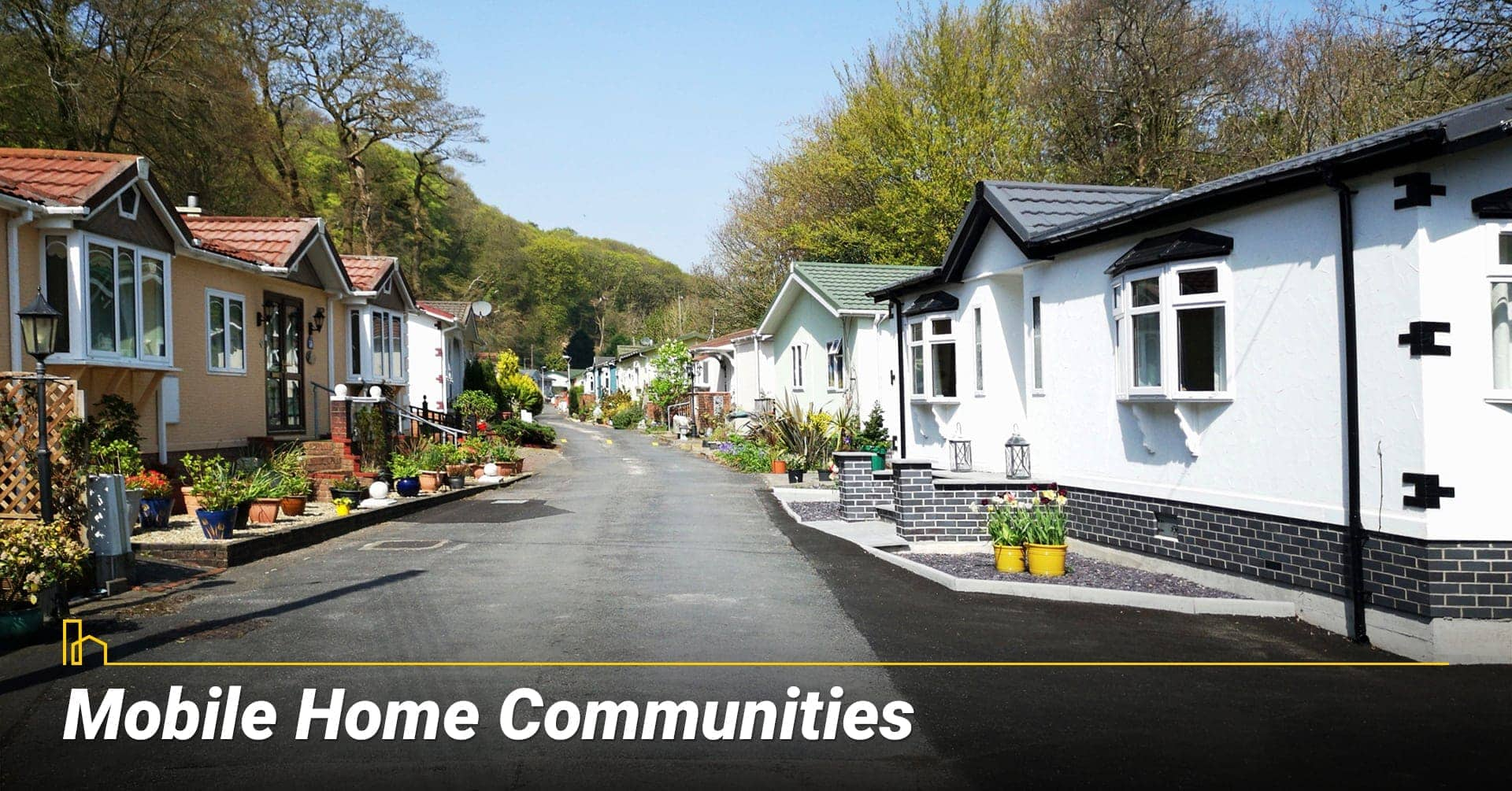Mobile Home Communities, a sense of community