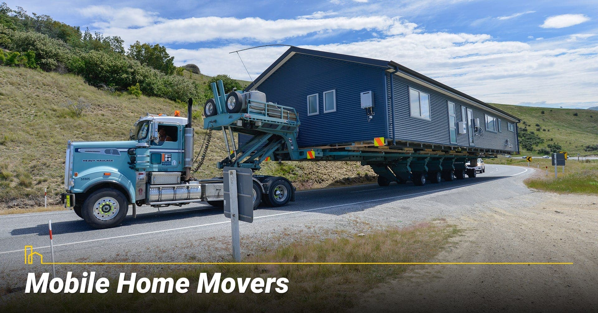 Mobile Home Movers, professional mobile home movers